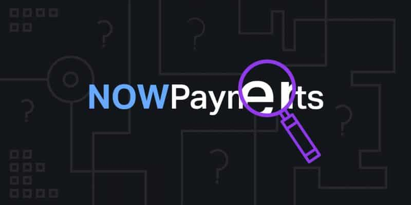 Accepting Cryptocurrencies with NOWPayments